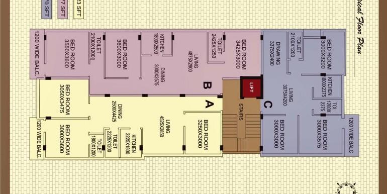 niharkana floor plan