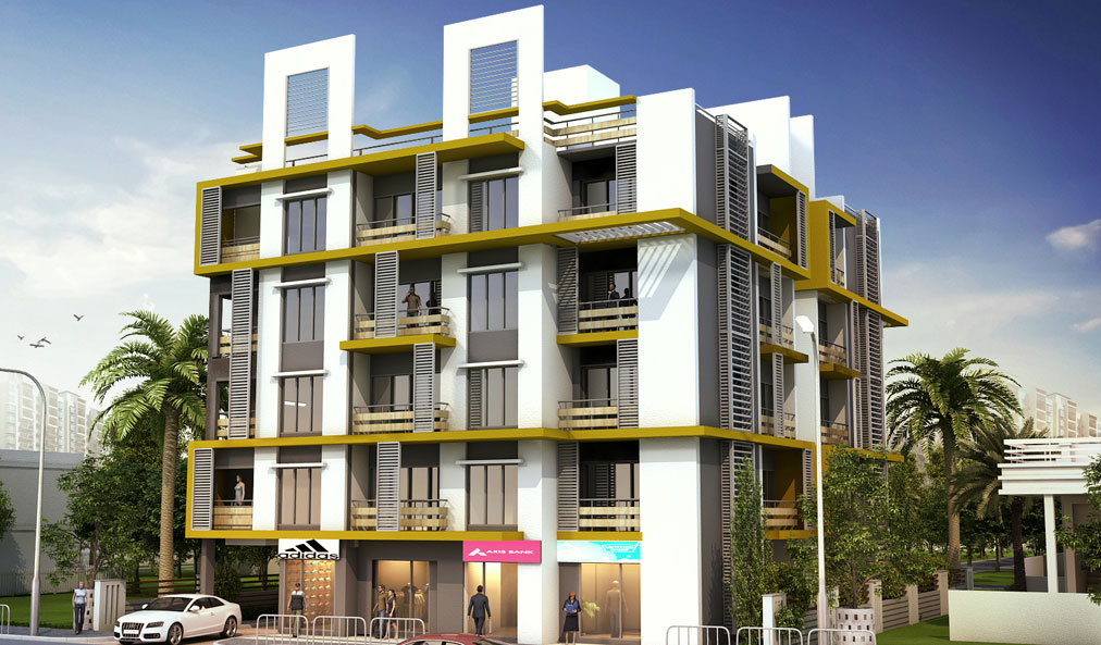 Rajarhat Apartments at Rajarhat