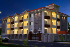 Sagar Vatika-Studio Apartments at Puri, Orissa