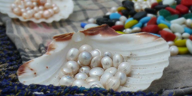 Sagar Vatika pearls