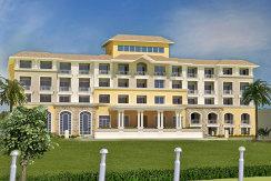 Studio Apartments at Puri, Orissa